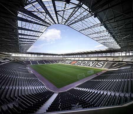 Stadium MK, Milton Keynes, England