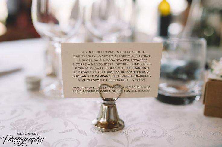 Pretty Little Bell #weddingday | @AliceCoppola Photographer