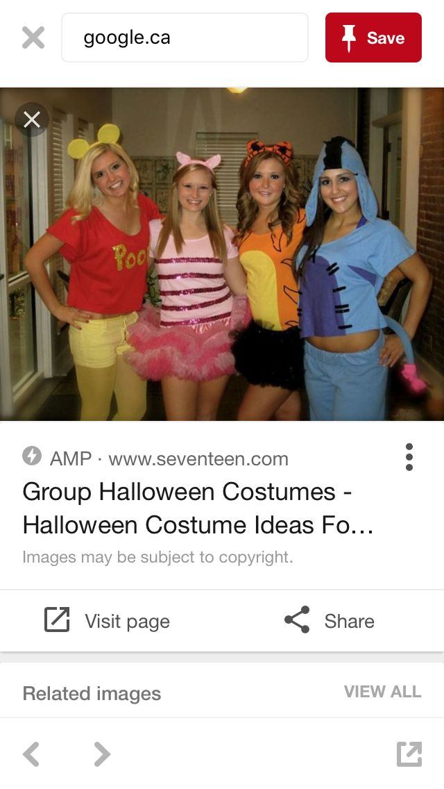8 best Halloween costumes images on Pinterest Best group halloween - best college halloween costume ideas
