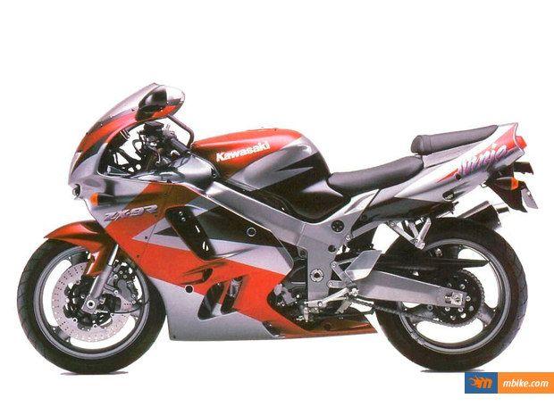 1994 Kawasaki ZX 9 R Ninja