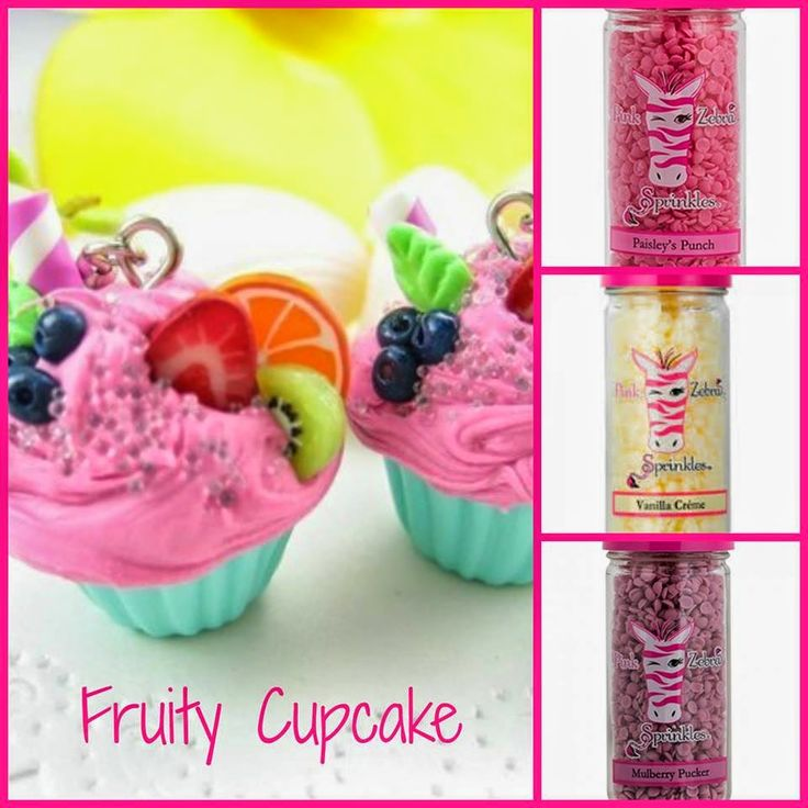 Sprinkle My Candles- Pink Zebra Independent Consultant: Fruity Cupcake Sprinkle Recipe