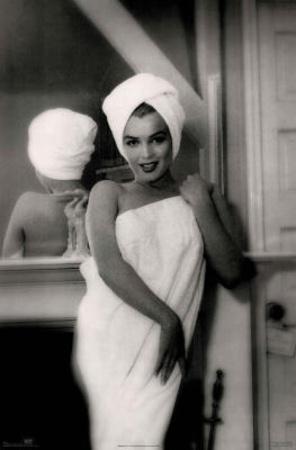 Marilyn Monroe photograped by Edward Weston