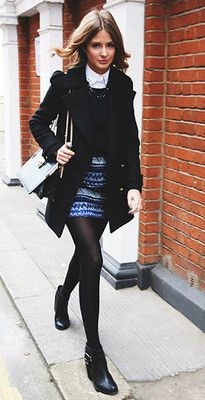 118 best Winter images on Pinterest | Fall, Outfits and Skirts