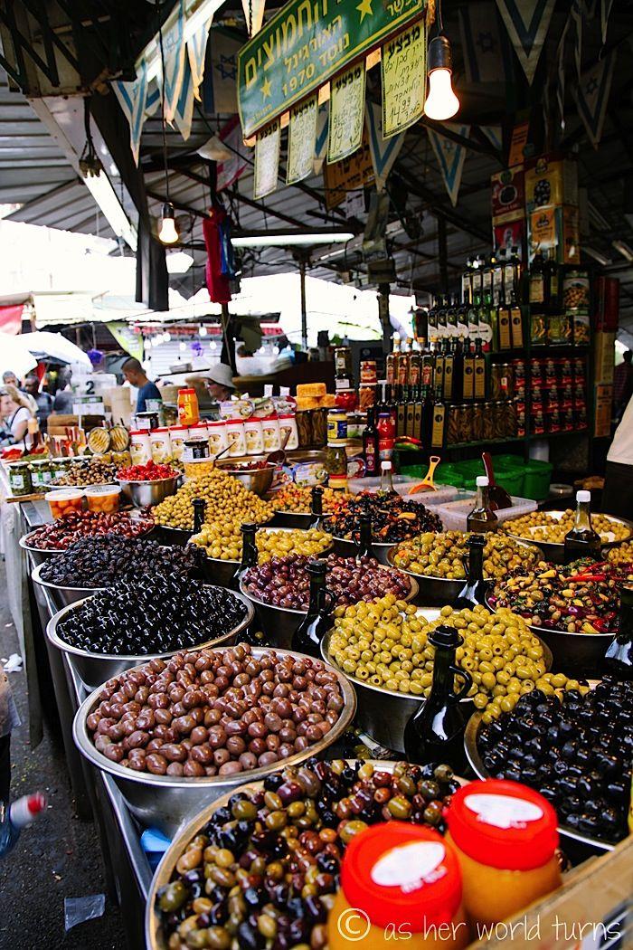 Exploring Carmel Market in Tel Aviv, Israel -- READ MORE: http://www.asherworldturns.com/exploring-carmel-market/