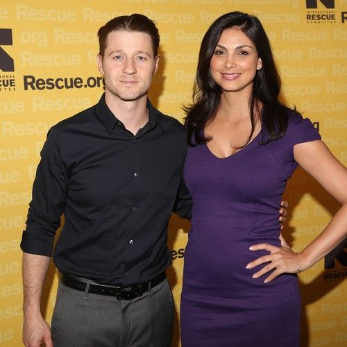 Film-News.co.uk Newsdesk   Actress Morena Baccarin celebrated her 38th birthday on Friday (02Jun17) by becoming Mrs. Ben McKenzie.   The Gotham co-stars began dating in the summer of 2015, following the breakdown of Morena's marriage to filmmaker Austin Chick, and they shared their...