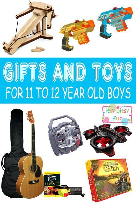 christmas gift ideas for 11 year old boys