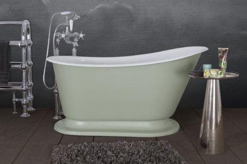 Cameo Cast Iron Bath