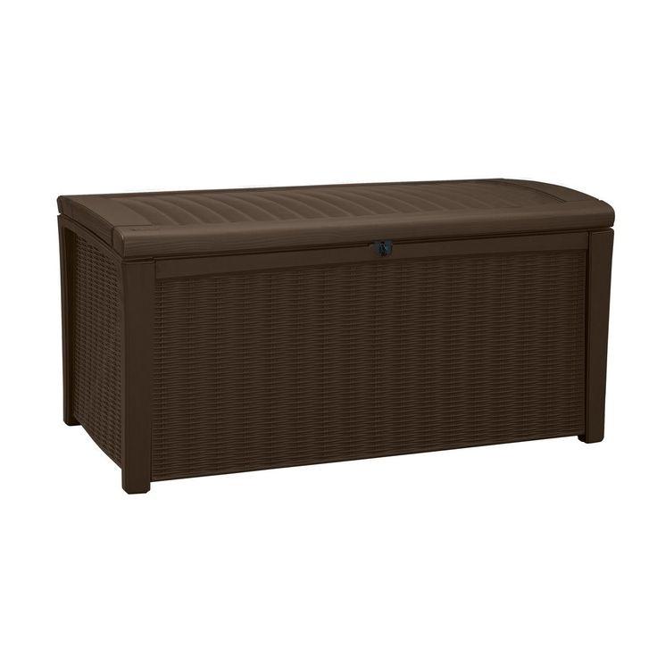 Garden Furniture With Storage 25 best keter images on pinterest   outdoor storage, storage