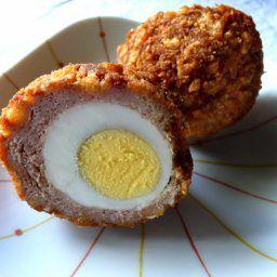 Willard Scott Scotch Eggs