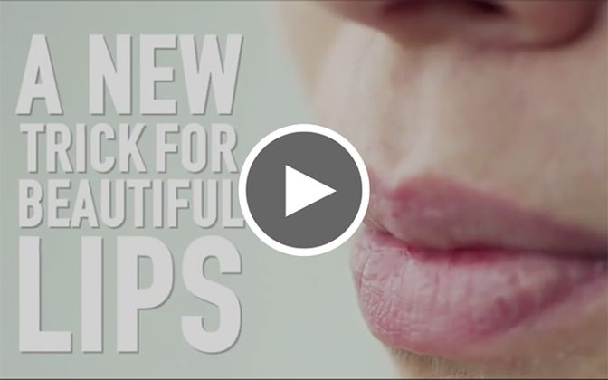 how to make your lips look fuller without lip liner