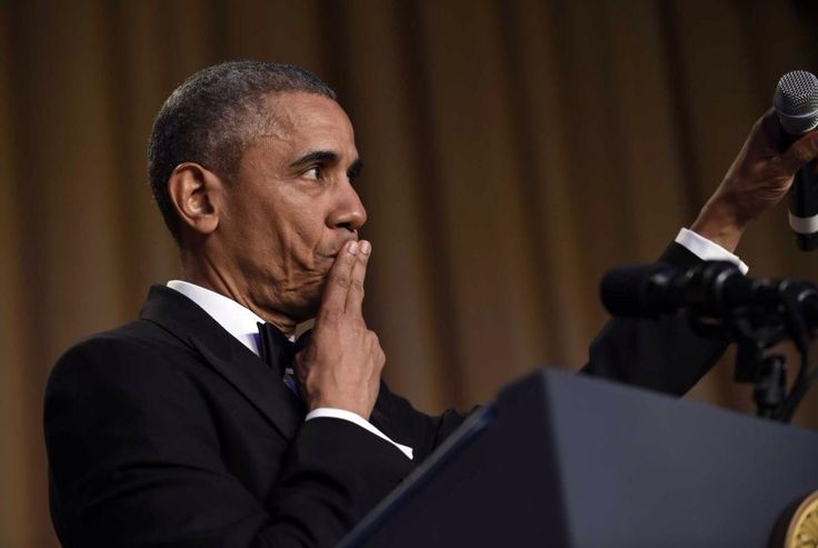 #POTUS #BarackObama #FLOTUS #MichelleObama 🇺🇸 #Final #CorrespondentDinner #WhiteHouse April 30, 2016 #President Got #Jokes #PresidentBarackObama entered Saturday's April 30, 2016 White House Correspondents' Dinner knowing it would be his final opportunity to take some swings under the guise of a friendly roasting. And he certainly came prepared: with the presidential election tumbling ever more chaotically toward its November denouement, Obama had plenty to work with.  Here are some of the…