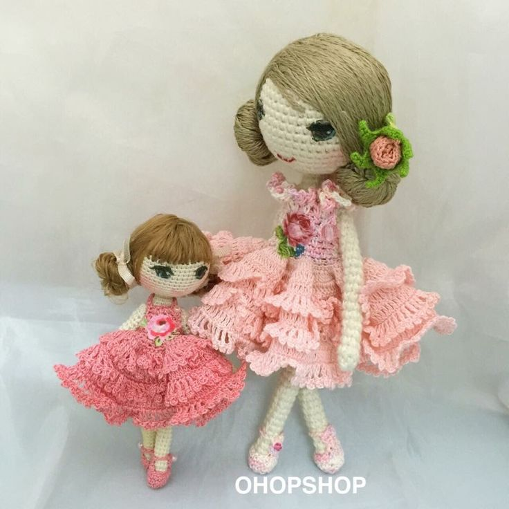 Crochet Amigurumi Doll Tutorial : 17 Best images about crochet dolls on Pinterest ...