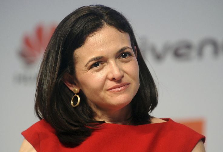Sheryl Sandberg in our Marco Bicego Jaipur Earrings. www.marcobicego.com