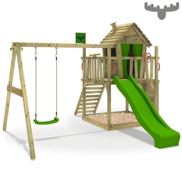 ber ideen zu kletterturm garten auf pinterest spielturm mit schaukel kletterturm und. Black Bedroom Furniture Sets. Home Design Ideas