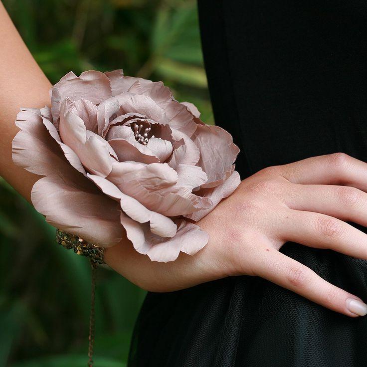 Wrist Corsage Bracelet - MILLY
