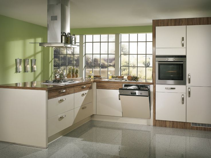 Modern Kitchen ideas 2014 Lxina Modern Green