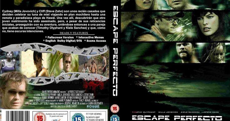 El Escape Perfecto (2009) [Mega] [DvdRip] [Audio Latino] #Peliculas #Peliculas_2009 #Peliculas_Drama #FckDownload
