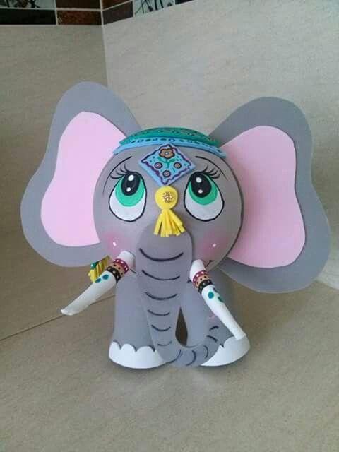 Fofucho elefante