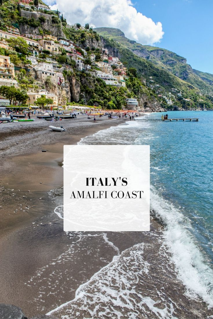 Amalfi Coast Italy Travel Tips | 12 Photos that will make you want to pack your bags and head to Italy's Amalfi Coast now!