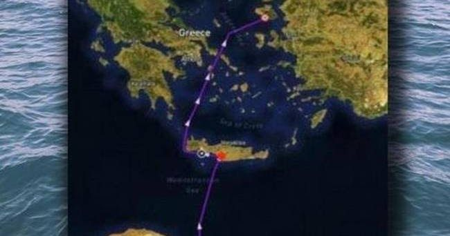 Τα πλοία «φαντάσματα» που ταξιδεύουν από τη Λιβύη στη Κρήτη και προκαλούν ανησυχία