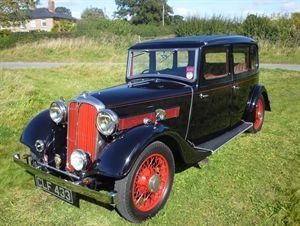 1936 Rover 12HP for sale - www.classiccarsforsale.co.uk