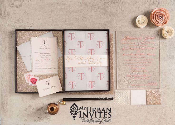 7 Best Spring Wedding Invitations Images On Pinterest Spring