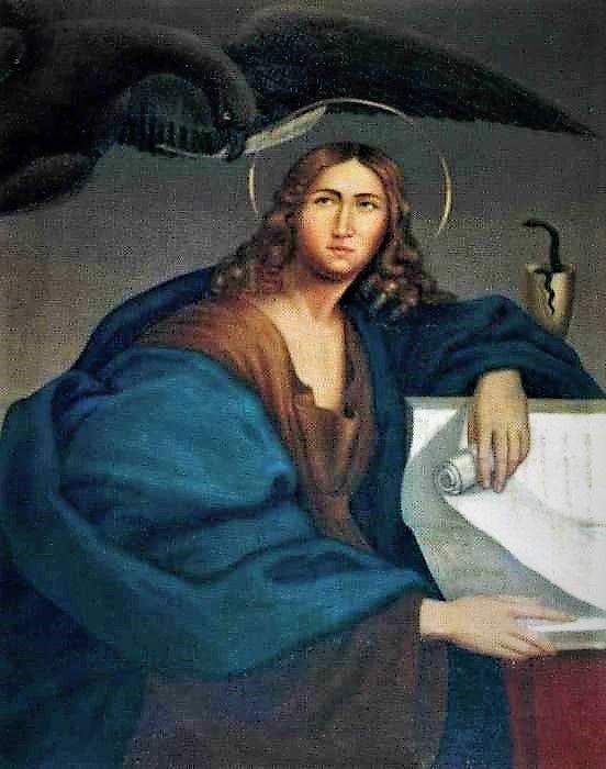 Saint Jean l'Evangeliste