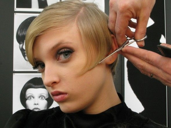 Mittel Kurze Frisur Ideen für Frauen