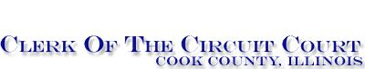 Clerk of the Circuit Court of Cook County, Illinois forms