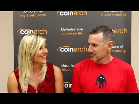 Bitcoin Basics with Coinarch and Chris Mountford - Part 1 - YouTube
