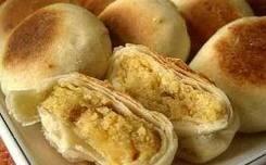 Resep Pembuatan Kue Pia Isi Kacang Merah
