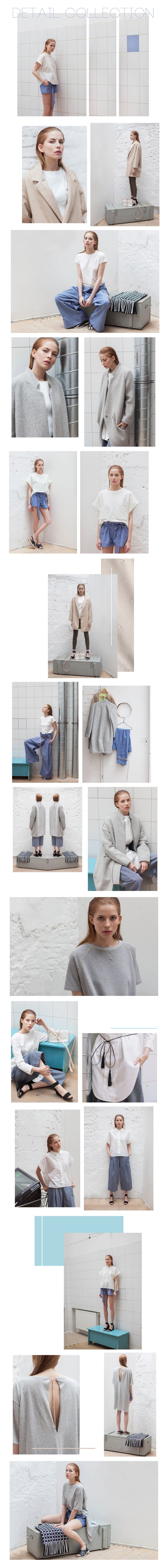 Detail Collection '15 for MONOLOG