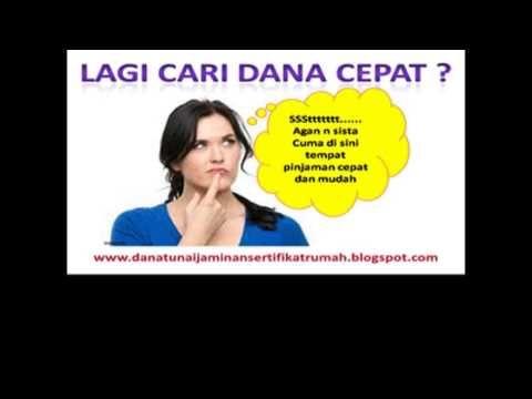 Pinjaman Dana Tunai - YouTube