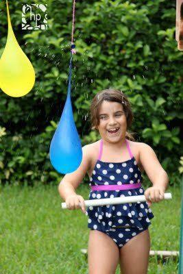 ¿Calor? … Juegos de agua para niños (Parte 2) | ludopeques