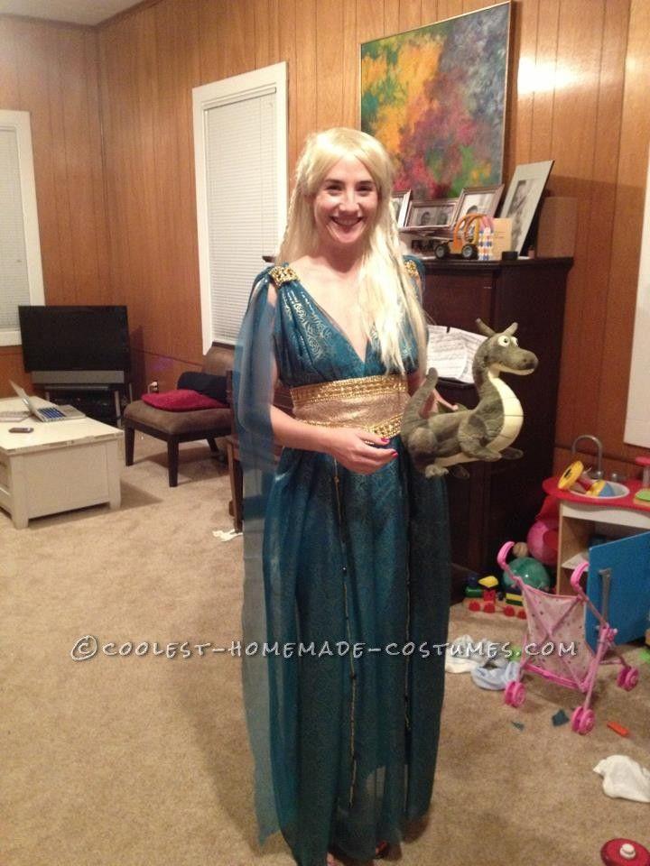 76 best images about daenerys targaryen halloween costume for Game of thrones daenerys costume diy