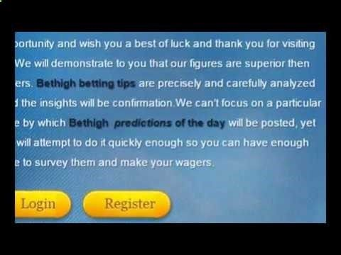 Free Betting Tips - Free Betting Tips - Free soccer tips Looking for the best betting tips for soccer predictions or tennis predictions? We provide free and paid daily soccer, tennis and sports betting tips. Visit us: bethigh.net/ - Receive Free Betting Tips from Our Pro Tipsters Join Over 76,000 Punters who Receive Daily Tips and Previews from Professional Tipsters for FREE - Receive Free Betting Tips from Our Pro Tipsters Join Over 76,000 Punters who Receive Daily Tips and Previews f...