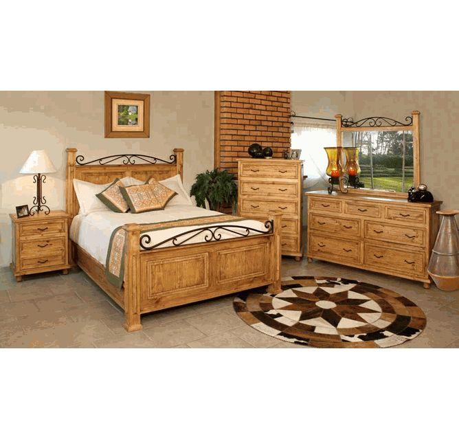 Best 25+ Rustic bedroom furniture sets ideas on Pinterest   Rustic ...