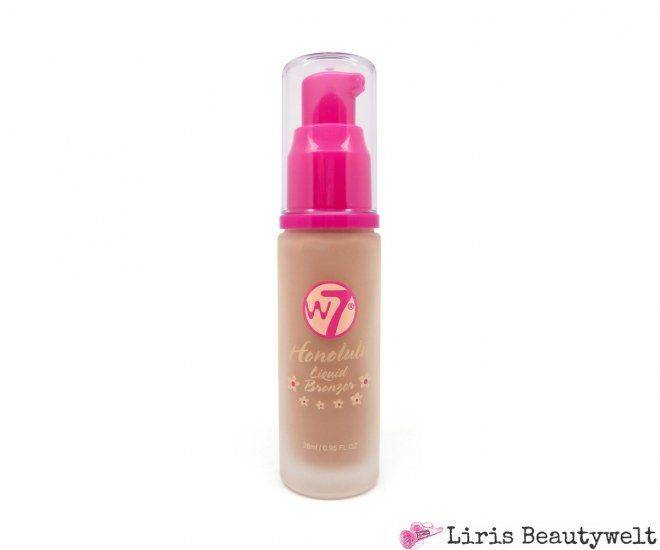 W7 Honolulu Liquid Bronzer | Liris Beautywelt Online-Shop
