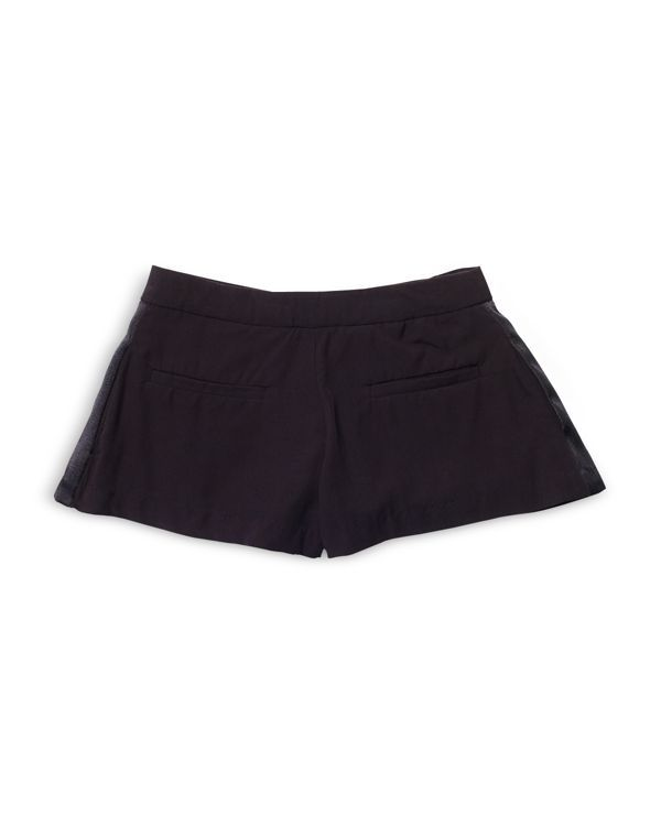 Ralph Lauren Childrenswear Girls' Side Stripe Shorts - Sizes 2-6X