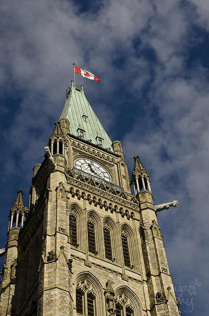 Peace Tower, Parliament Buildings, Ottawa, Ontario, Canada