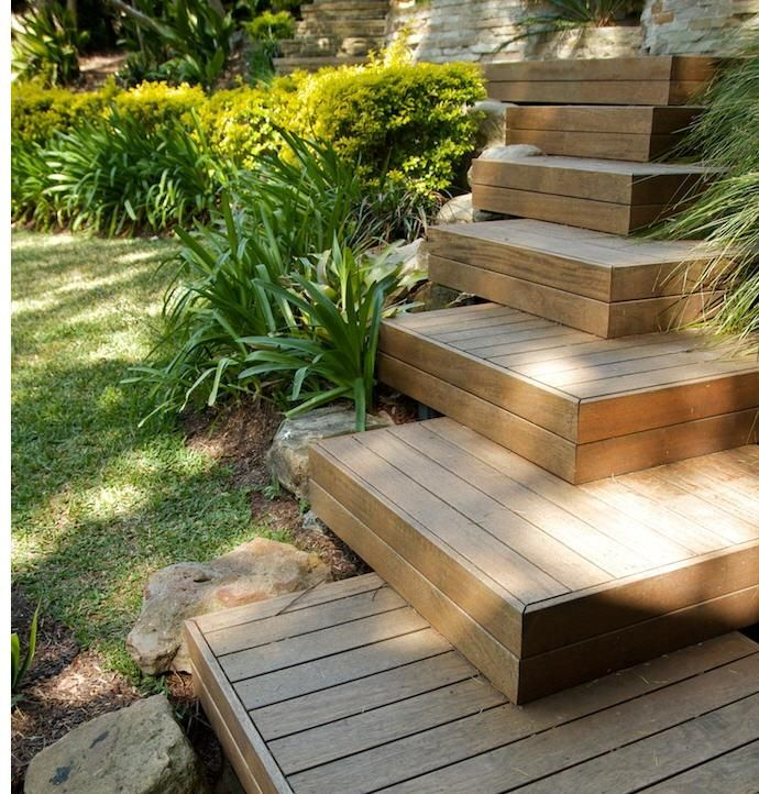 Nash Timbers Tallowwood Decking
