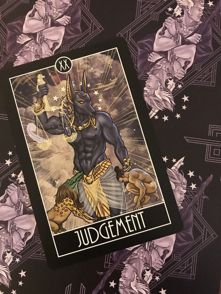 featured card of the day  judgement  divine diversity