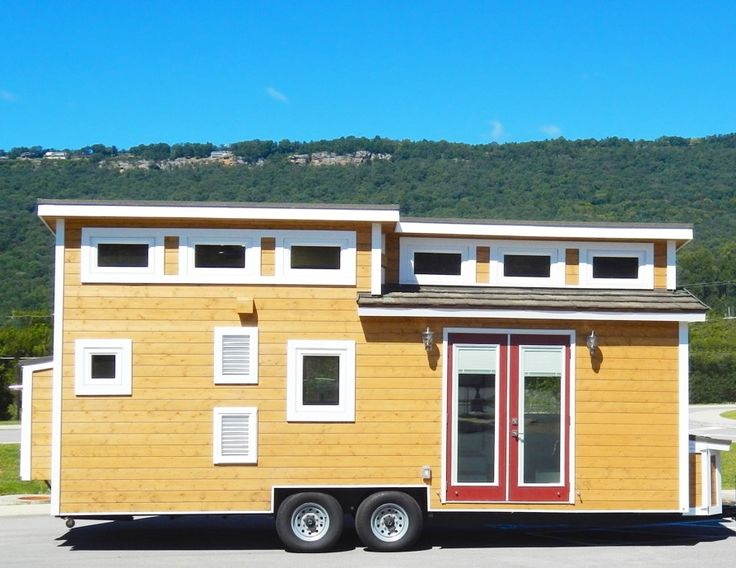 diy tennessee tiny house on wheels