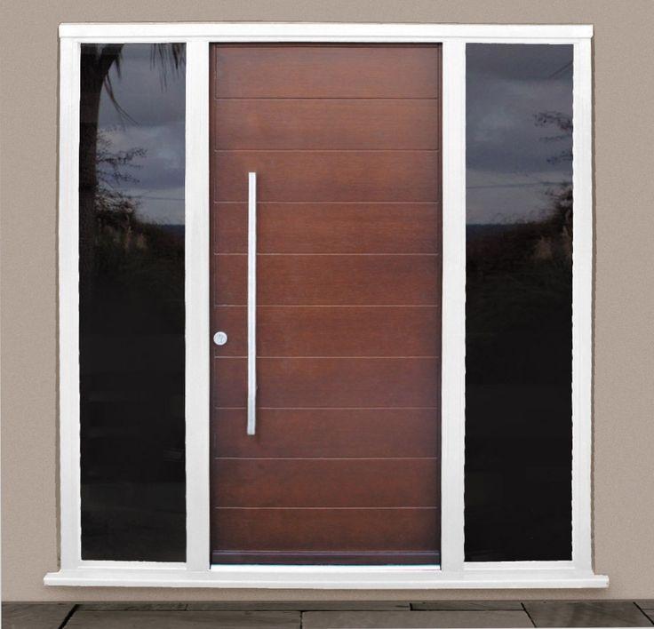 Best 20+ Modern front door ideas on Pinterest   Modern ...