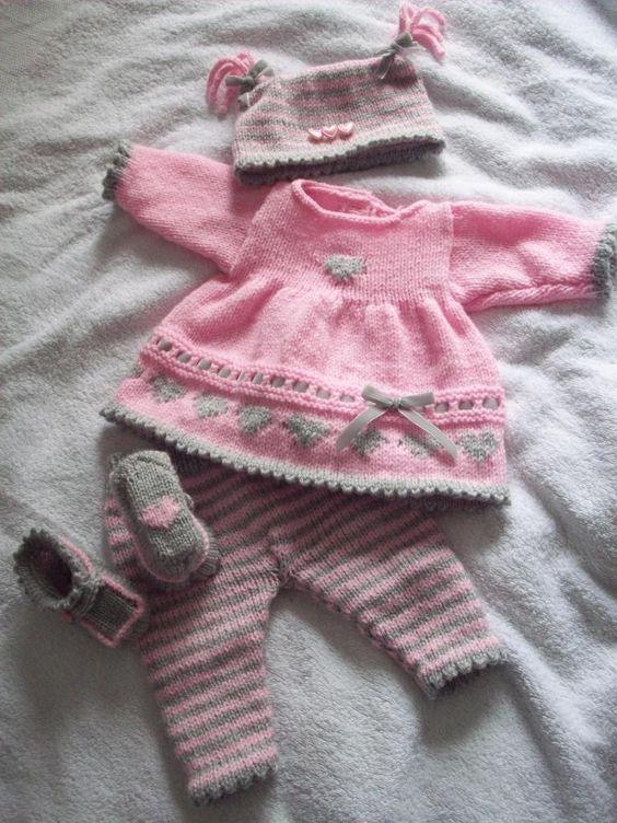 Angies Anges modèles - tricot design exclusif et motifs au crochet pour votre bébé précieux ou poupées reborn, fait main, tricotées à la main des vêtements, des bébés, des vêtements de poupée reborn
