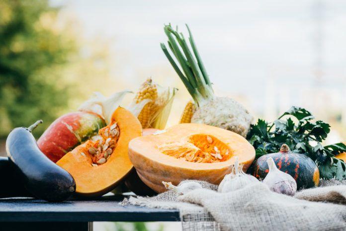 Podzimní jídelníček plný vitaminů I.