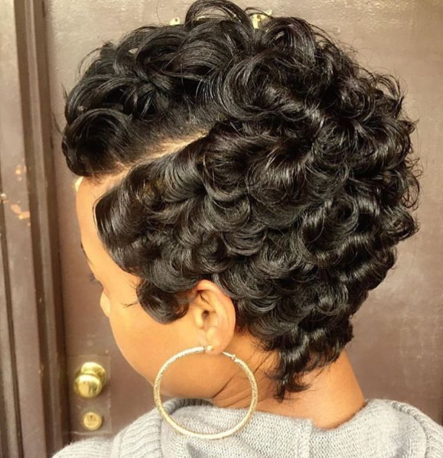 finger style hair instagram post by the cut thecutlife hairstyles 7531