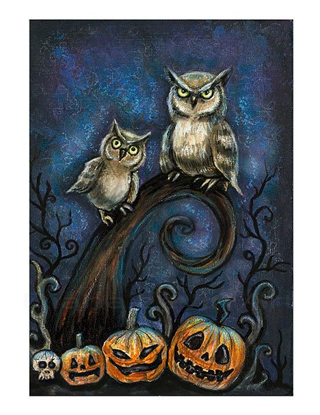night owls halloween special 2017
