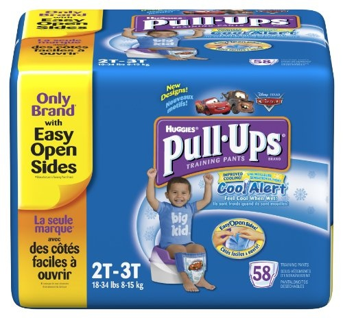 #Huggies #Snug and Dry Diapers, Size 5, Giant Pack, 120 #Count   great diapers. here's a little advice.   http://amzn.to/HvXiWH