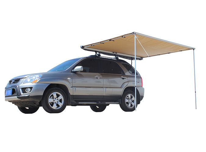 Carsideawning Is Easy To Set Up Can Be Installed Most Car With Roof Bars We Make Wide Sizes For Different Demand C Car Awnings Roofing Equipment Tent Awning